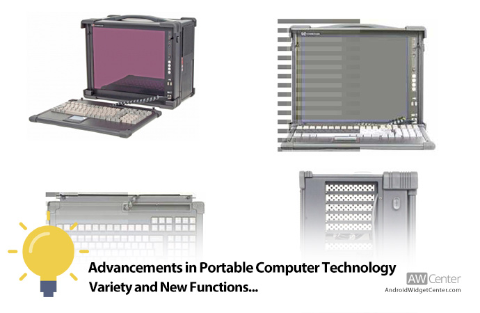 Advancements-in-Portable-Computer-Technology