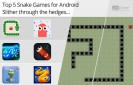 Top-5-Snake-Games-for-Android-Slither-through-the-Hedges!