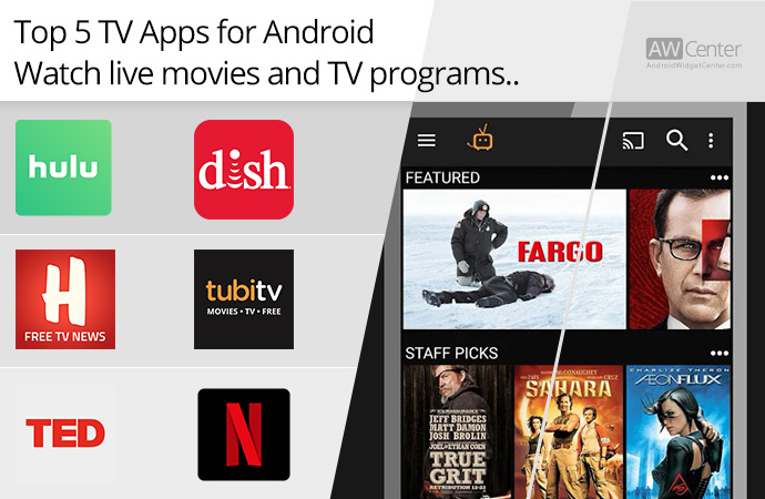 Top-5-TV-Apps-for-Android-Live-Movies-and-TV-Programs!