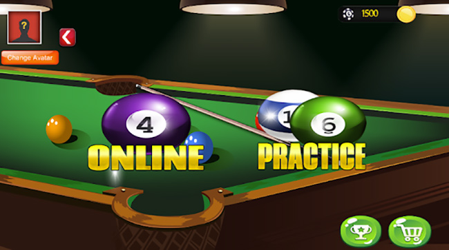 ball pool online game