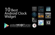 Android-Clock-Widget