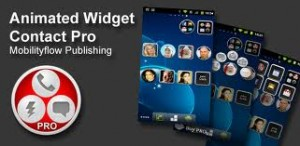 Animated Widget Contact Pro