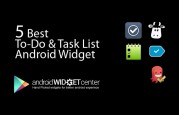 ToDo-and-Task-List-Widgets