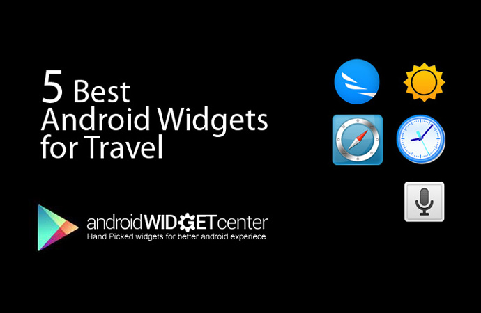 Travel-Widgets