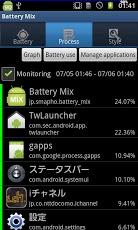 Battery Mix