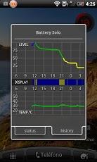 Battery Solo Widget 03