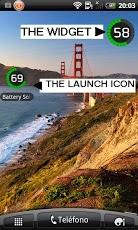 Battery Solo Widget 04