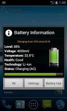 Battery Widget 05