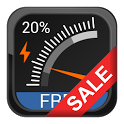 Gauge Battery Widget Icon