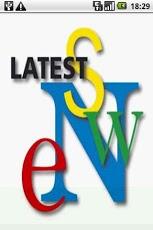 LatestNews Google News Reader