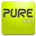 Pure news widget