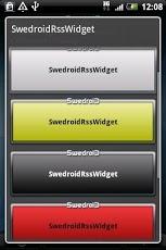 Swedroid news widget