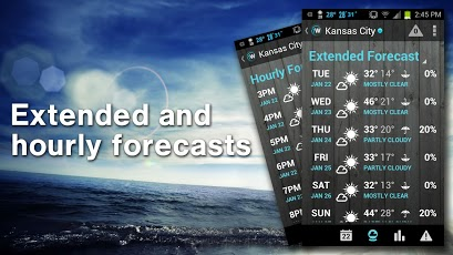 Weather Local Forecast, Radar
