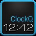 ClockQ Digital Clock Widget