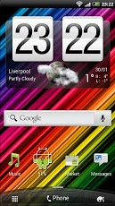 Android Battery Widget
