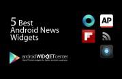 Android News Widget