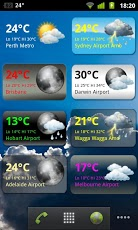 Au Weather