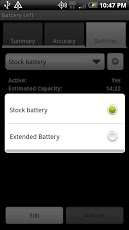 Battery Left PRO