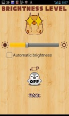 Pesoguin Battery 3D - Android Battery Widget