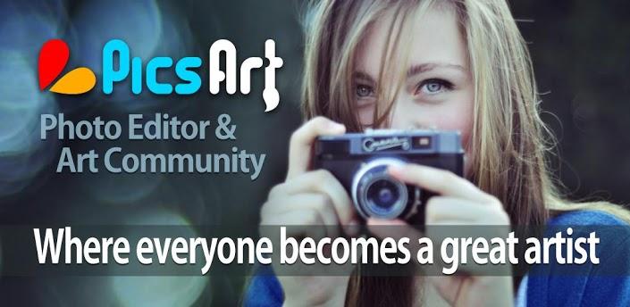 PicsArt Photo Studio