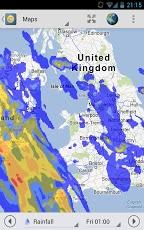 Weather Forecast: UK