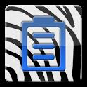 Zebra Battery Widget