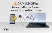 Backup Samsung Contents