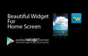 Beautiful Widget for Home Screen