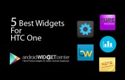 Best Widgets for HTC One