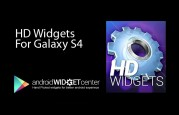 HD Widgets for Galaxy S4