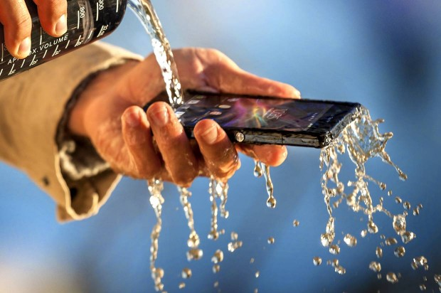Reasons to buy Xperia Z