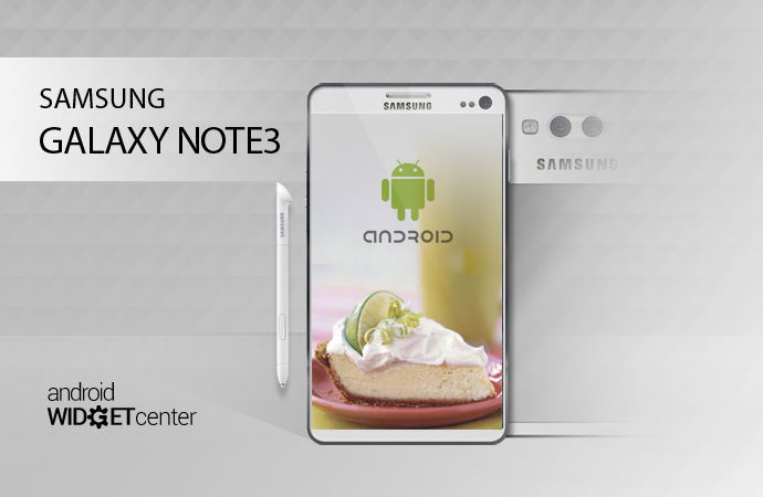 Rumors about Galaxy Note3