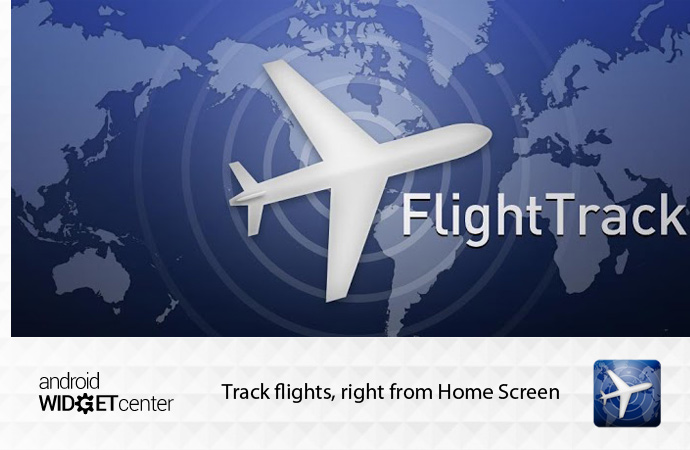 Flight Track for Android | AW Center