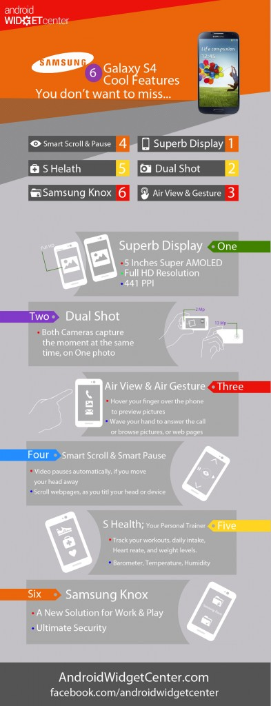 Galaxy-S4-Cool-Features