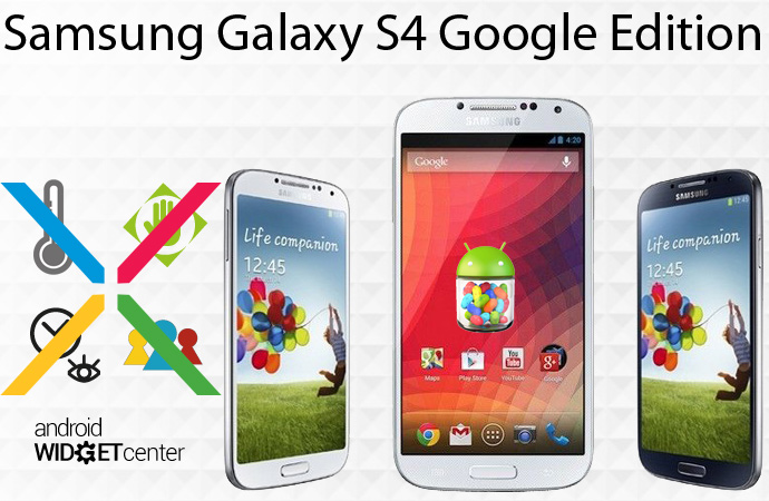 Galaxy S4 Google Edition