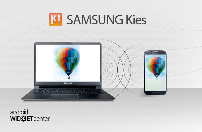 Sync Galaxy with Samsung Kies
