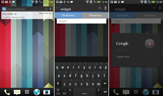 Android-Dictionary-Widget