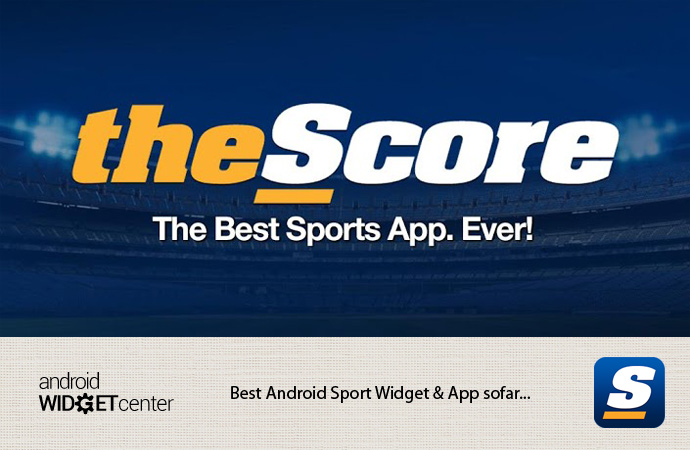 Android-Sport-Widget