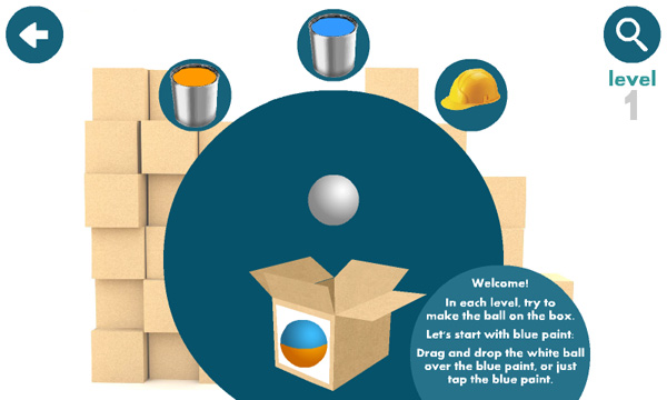 Factory-Ball-Levels