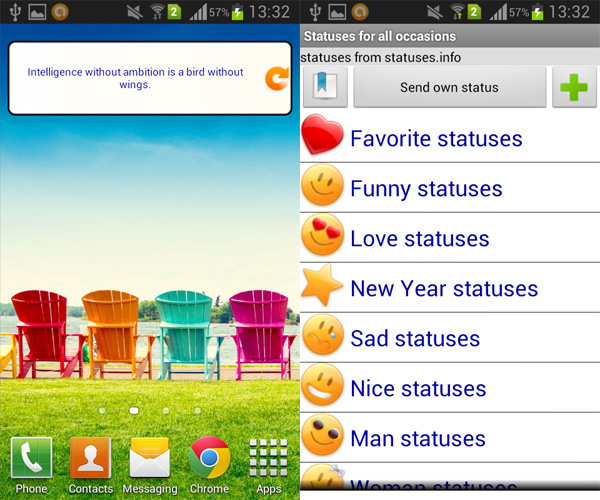 Funny-Statuses-on-Android