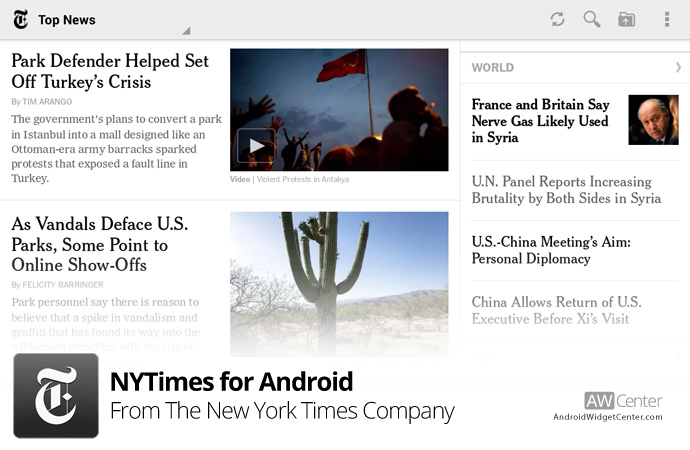 NYTimes-for-Android