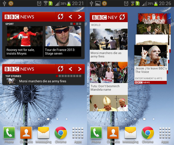 News-Widget-for-Android