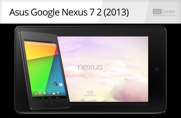 Asus Google Nexus 7 2 Review: Specifications and Features | AW Center