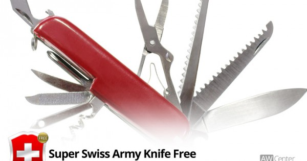 Swiss Army Knife For Android App Amp Widget Aw Center
