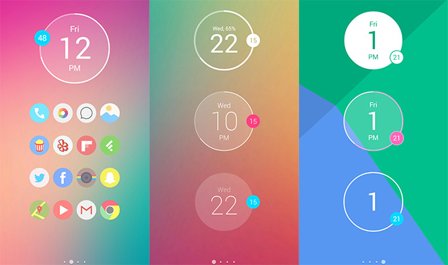 03-Best-Android-Clock-Widgets-Minimal-Clock