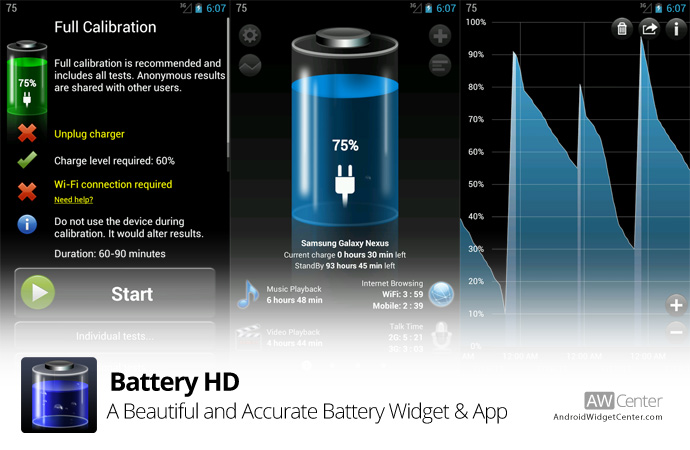 Android-Battery-HD