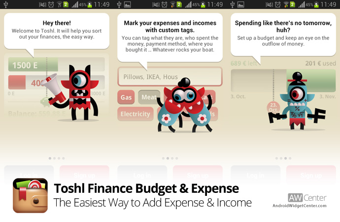 Android-Expense-&-Income-Manager