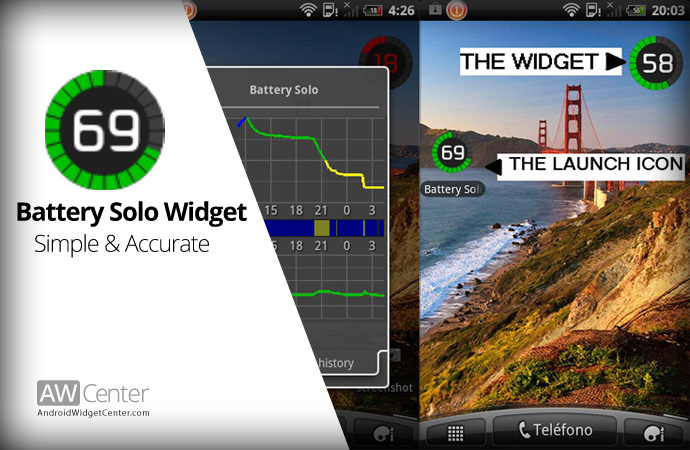 Battery-Solo-Widget-for-Android
