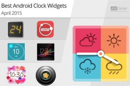 Best-Android-Clock-Widgets---April-2015