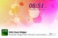 Digi-Clock-Widget-for-Android